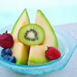 פירות טבעיים עתירי מים